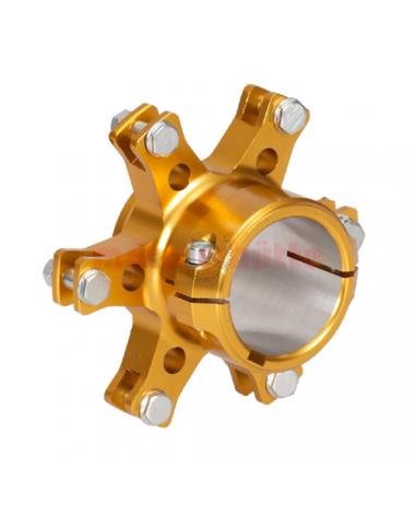 Bremsscheibenaufnahme 40mm gold K727F-G