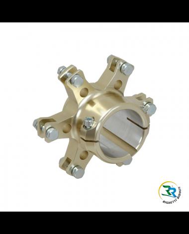 Bremsscheibenaufnahme 50mm gold K727F-N