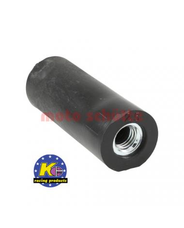 Gummiblock mit Gewindeeinsatz 30 mm