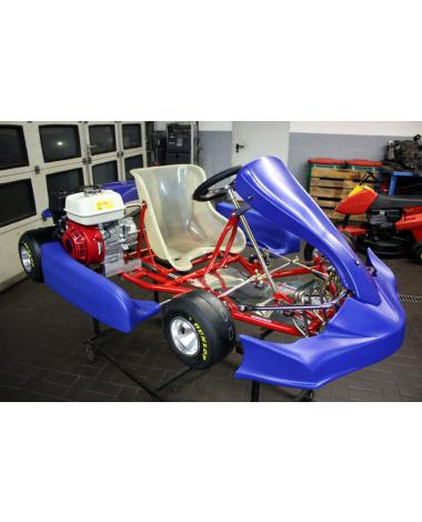 MS-Kart RA97 Slalom-Chassis