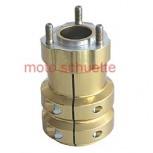 Radstern 50 x 115 mm Gold
