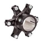 Bremsscheibenaufnahme Stern *Schwimmend* 50mm Schwarz