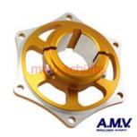 Bremsscheibenaufnahme 40mm AMV Orange