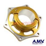 Bremsscheibenaufnahme 50mm AMV Gold