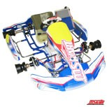 MS-Kart Blue Swift KZ (Schalter)
