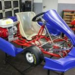 MS RA97 Slalom-Kart mit GX200 RHQ4