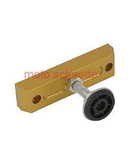 Motor- und Kettenspanner Gold