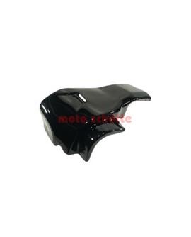 Motorabdeckhaube mit Luftschlitz schwarz