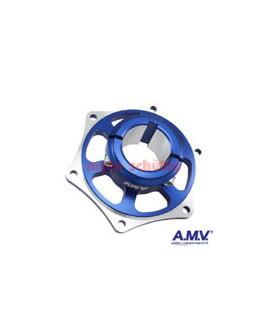 Bremsscheibenaufnahme 40mm AMV Blau