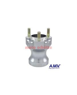 Felgenaufnahme AMV 25 x 75 mm titanium