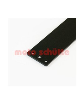 Kettenschutz Kunststoff schwarz