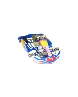 MS-Kart Mini Blue Kite