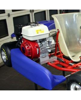 Motorhaltersatz Honda GX160/200 mit Ölbadkupplung