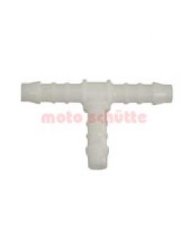 T-Verbinder 6mm Kunststoff