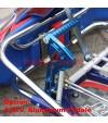 Option AMV Aluminium Pedale