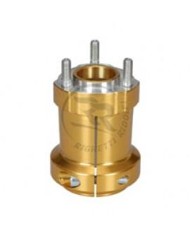 Radstern 50 x 95 mm Gold