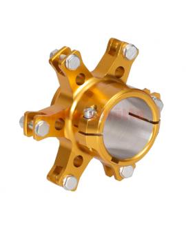 Bremsscheibenaufnahme Stern *Schwimmend* 50mm Gold