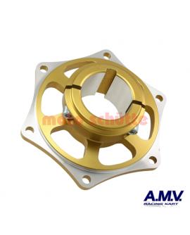 Bremsscheibenaufnahme 40mm AMV Gold