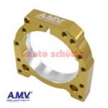 Lagergehäuse AMV 50mm gold