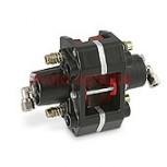 Bremssattel 2-Kolben Standard Schwarz