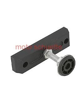 Motor- und Kettenspanner Schwarz