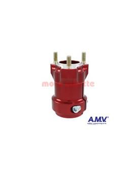 Radstern 40x95mm AMV Rot