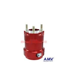 Radstern 50x95mm AMV Rot