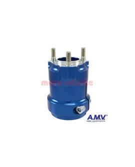 Radstern 50x95mm AMV Blau