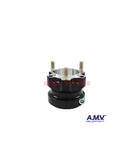 Radstern 50x60mm AMV Racing, schwarz