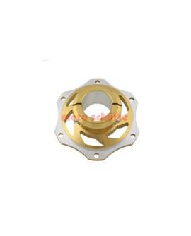 Bremsscheibenaufnahme 40mm gold