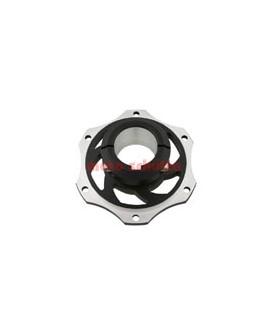 Bremsscheibenaufnahme 40mm schwarz