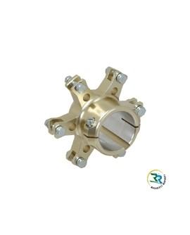 Bremsscheibenaufnahme 50mm Gold Stern