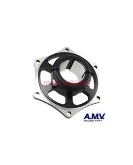 Bremsscheibenaufnahme 40mm AMV Schwarz