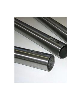 Hinterachse Ø 50 x 2,5 x 1040 mm - MS 38 (weich) - universal