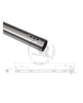 Rear Axle, Hollow Ø 40 x 3 x 1040mm soft