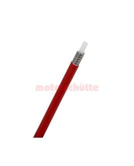 Bowdenzughülle Teflon Rot