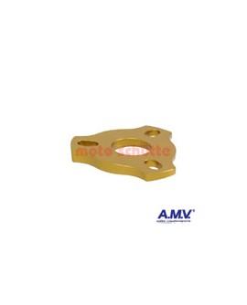 Winkelplatte Lenkradaufnahme AMV Gold
