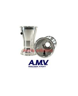 Felge 210mm AMV, Standard Silber