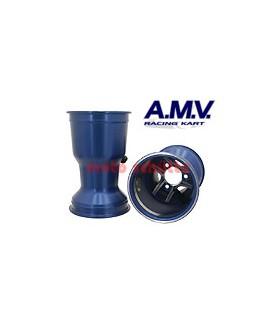 Felge 210mm AMV, TIGER Blau