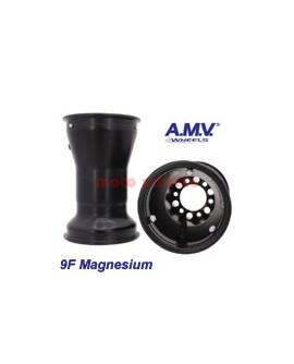 "Felge 210mm AMV, ""9F"" Magnesium Schwarz"