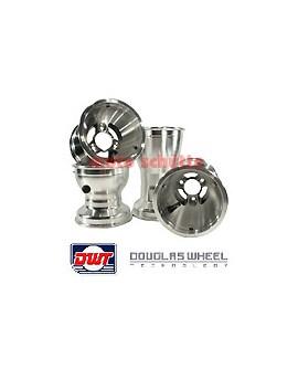 Felgensatz 130/210mm, 125cc Stern Silber DWT