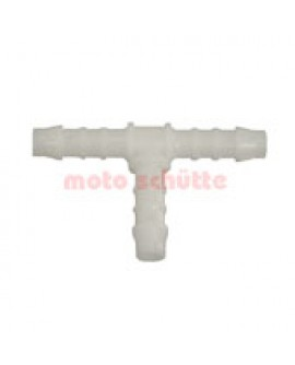 T-Junction Fitting 6mm Plastic
