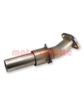 Exhaust Manifold 35mm V2A GX340/390